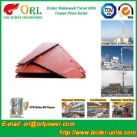 Energy Saving Solar Water Wall Panel For Boiler TUV Certification Manufactures