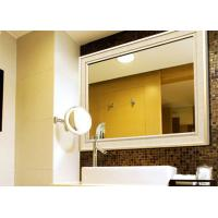 Beautiful Tinted Mirror Glass 2~6mm Thickness Beveled Glass Bathroom Mirrors Manufactures