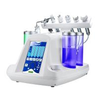 Salon Multifunction Beauty Machine Hydrafacial Oxygen Machine Water Dermabrasion Manufactures