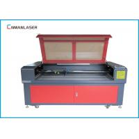 1390 Desktop 100w CO2 Laser Engraving Machine With Ruida System Stepper Motor Manufactures