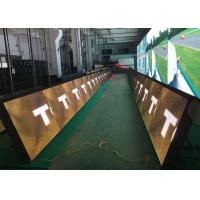Quality Live Show Football Stadium LED Screens P5 With Aluminum / Steel Led Cabinet for sale