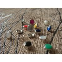 China Pearl prong snap buttons for women clothes on sale