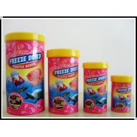 Freeze dried tubifex worms Manufactures