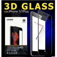 3D  0.15 Mm 9H Full Cover Cell Phone Tempered Glass Screen Protector For Iphone 7 / 7plus Manufactures