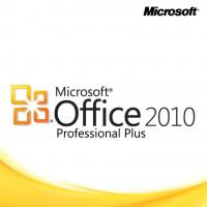 China 3.5GB Hard Drive Microsoft Office 2010 Pro Plus Key Code Sticker Yellow Color on sale