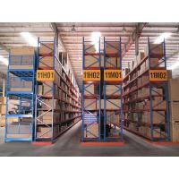 Buy cheap Blue Color Adjust Heavy Duty Pallet Racks / Warehouse Storage Systems from wholesalers