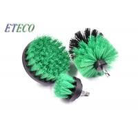 OEM Heavy Duty Drill Brush , Dirt Scrub Grout Cleaning Brush For Drill Excess Manufactures