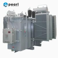 110kV - 16000 KVA Power Distribution Transformer Anti - Lightning Low Noise Transformer Manufactures