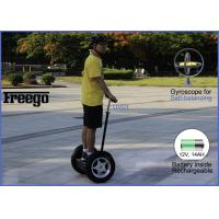 UV01 18km/h Personal Transporter Two Wheel Electric Self Balancing Stand Up Scooter for Adults Manufactures