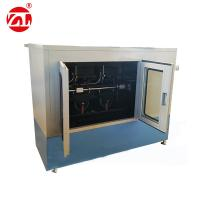 Quality Full Automatic Tracing Rut Test Machine , High Temp Asphalt Mixture Rolling Off for sale