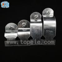 Long Life Steel 20mm 25mm 32mm BS4568 Conduit Clip Abrazadera Tipo Caddy Manufactures