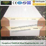 polyurethane sandwich panels cold room,walk in freezer,chiller room Manufactures