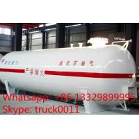 factory price 24metric tons lpg gas propane storage tank for sale, lpg gas tank, 24tons surface lpg gas storage tank Manufactures