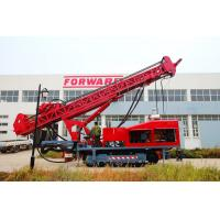 Universal Full Hydraulic Multifunction Top Drive Drill Rig Used For DTH RC Drilling Manufactures