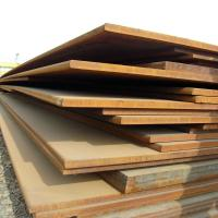 High Quality Hot rolled structural steel plate for hull Manufactures
