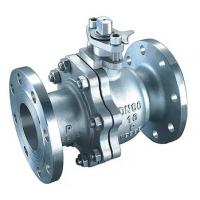 Forged / Cast Iron Full Pore Ball Valves Class 150 - 4 500 Compact Design Manufactures