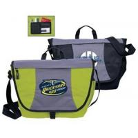 China Shoulder Bag Personalized Promotional Bags With Gray / Apple Green on sale
