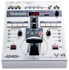 China Edirol LVS-400 Professional 4 Channel Video Switcher on sale