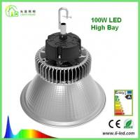 100 Watt High Bay LED Lighting 5000k For Workshops / Logistics Centers Manufactures