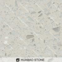 China Artificial stone terrazzo flooring  wall cladding no-resin for hotel plaza stores for sale