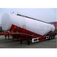 Top Ranking Bulk Cement Tank Semi Trailer with air compressor and desiel engine Manufactures