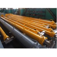 16m High Pressure Excavator Hydraulic Cylinder With Hang Upside Down Manufactures
