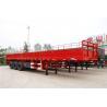 Buy cheap 60 ton cargo ship vehicle equipment side wall semi trailer - CIMC from wholesalers