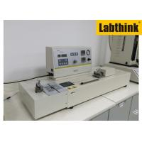 Touch Screen Seal Testing Equipment , Hot Tack Tester High Precision Manufactures