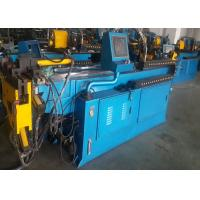 Cold / Heating Pipe Bending Machine , Single Head 22KW Automatic CNC bender Manufactures