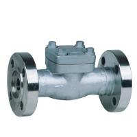 Quality Flange for welding check valve for sale