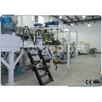China Solid PC Sheet / Plastic Sheet Making Machine With High Speed Screw on sale