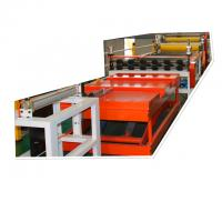 PVC Film Lamination Equipment For Suspended Ceiling Tiles With Top Quality Manufactures