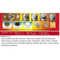 China welding consumables and welding materials on sale