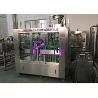 Buy cheap Carbonated Drink Bottle Filler Machine from wholesalers