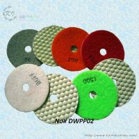 Dry Polishing Pads for Granite and Concrete (Diamond Grits# 50 ~ Buff) Manufactures
