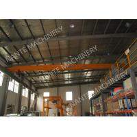 LDX1t-12m Single Girder Overhead Cranes for machinery works/ Workshop / Warehouse / Station Manufactures
