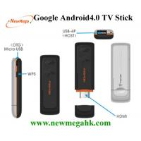 China Google Android 4.0 TV Stick on sale