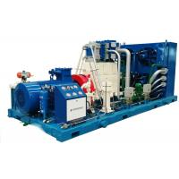 Fixed Frequency CNG Gas Compressor Easy Operation For CNG Filling Station Manufactures
