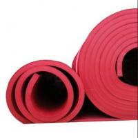 Stable Quality CSM Rubber Sheet In Automotive Rubber/Red silicone rubber sheet & plate Manufactures