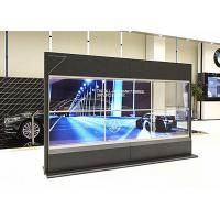 Fashion Transparent Monitor Screen Self Emissive Display 180 Degree Viewing Angle Manufactures