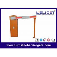 China Automatic Parking Barrier Electronic Barrier Gates with Loop Detector Para on sale