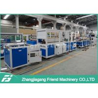 Automatic PVC Ceiling Panel Extrusion Line With Simens Motor Brand 380V 50HZ Manufactures