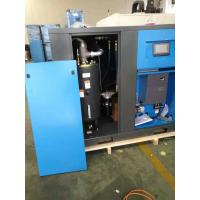 Rotary Air Compressor Machine , High Efficient Industrial Screw Compressor Manufactures