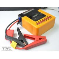 400 AMP Peak 12V 16800mAh Portable Battery Jump Starter Power Pack Charger Combine with Air Pump Manufactures