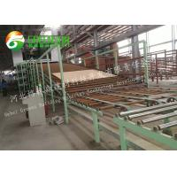 Quality Drywall Mineral Wool Board Production Line For Fire Partition Panel for sale