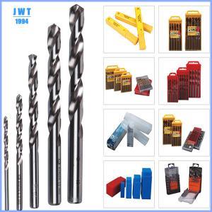 HSS yellow titanized twist drill bits,HSS DRILL BITS Manufactures