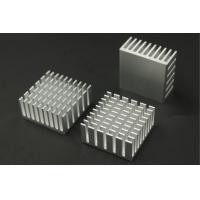 Durable chipset cooler , Aluminum heat sink for chipset memory card Manufactures