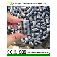 ANSI A120 standard high quality colse nipple carbon steel pipe fittings steel pipe nipple seamless pipe Manufactures