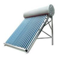 CE Non-Pressurized Stainless Steel Solar Hot Water for Family Use Manufactures