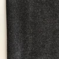 Woolen Yarn Type Lightweight Wool Fabric / Homespun Wool Fabric For Men'S Suiting Manufactures